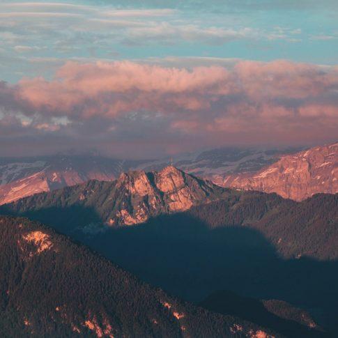 montagne le Chamossaire