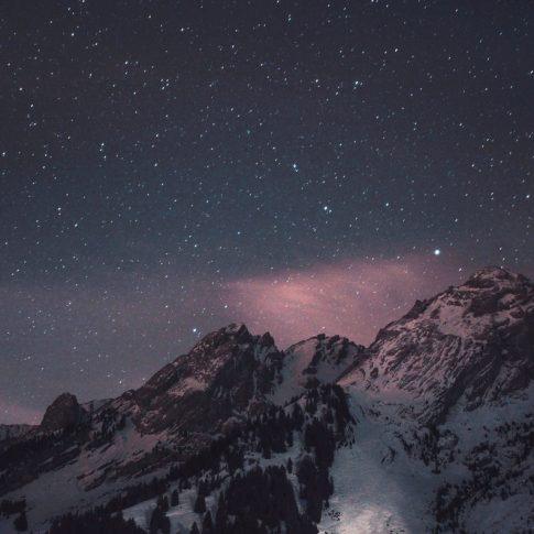 Nuit étoilée-La Clusaz