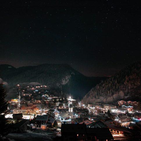 village, la clusaz